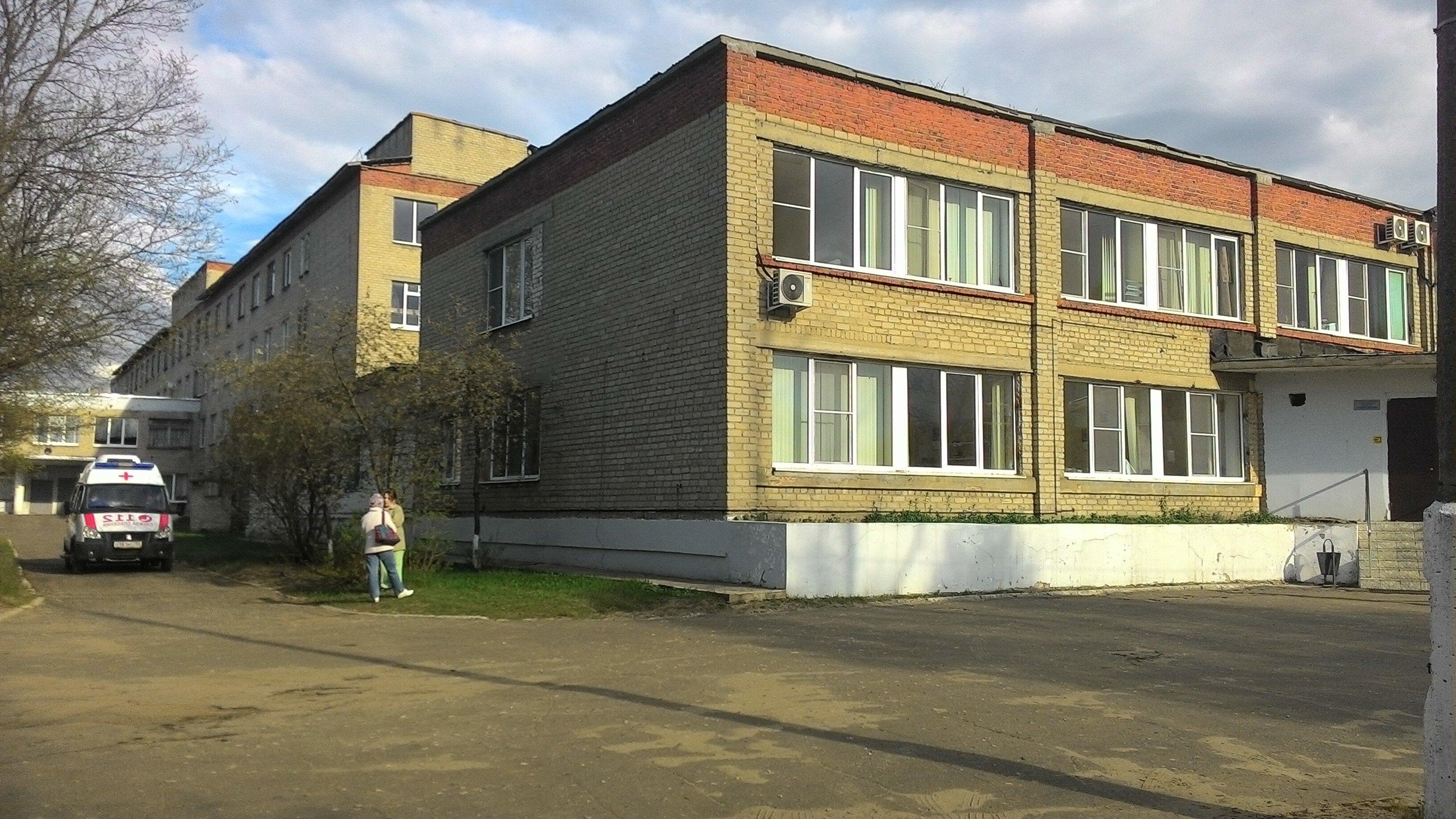 Детская поликлиника 3 хирургическое отделение